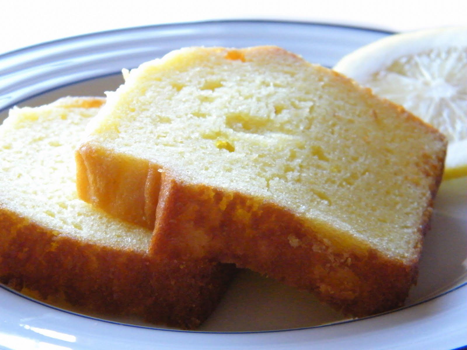 Simply Bella Baby Lemon Pound Cake