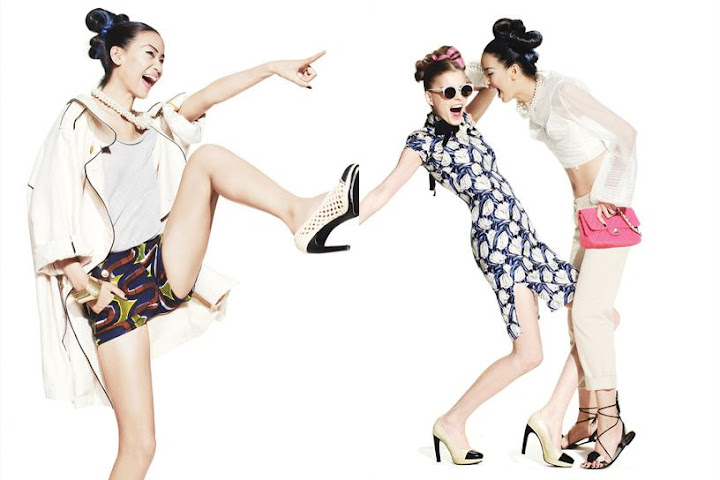 73326f8b1f4f33 ASIAN MODELS BLOG  Kiki Kang Editorial for Teen Vogue