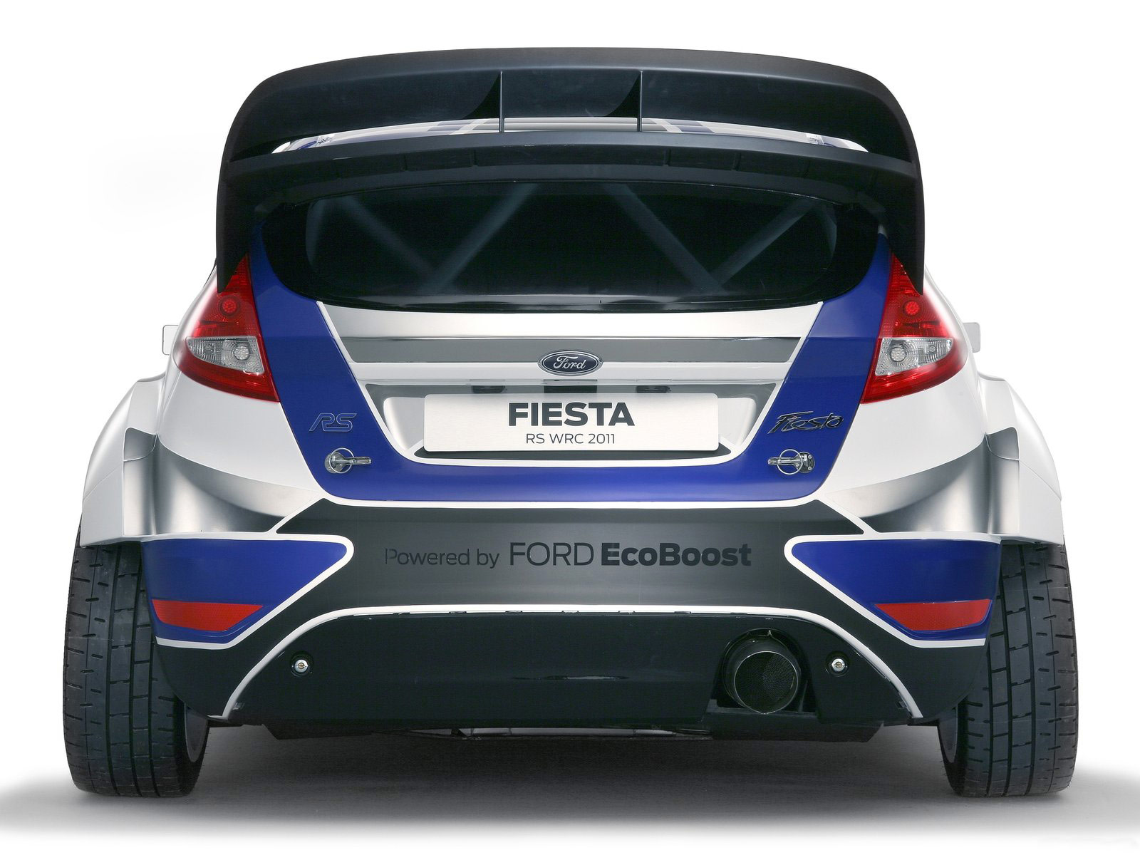 Gambar Mobil FORD Fiesta RS WRC 2011