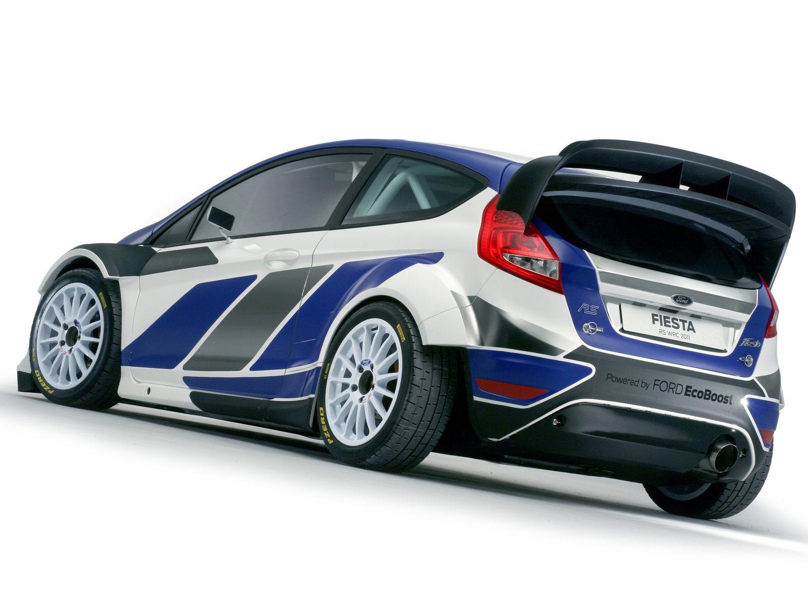 Download gambar mobil FORD Fiesta RS WRC 2011