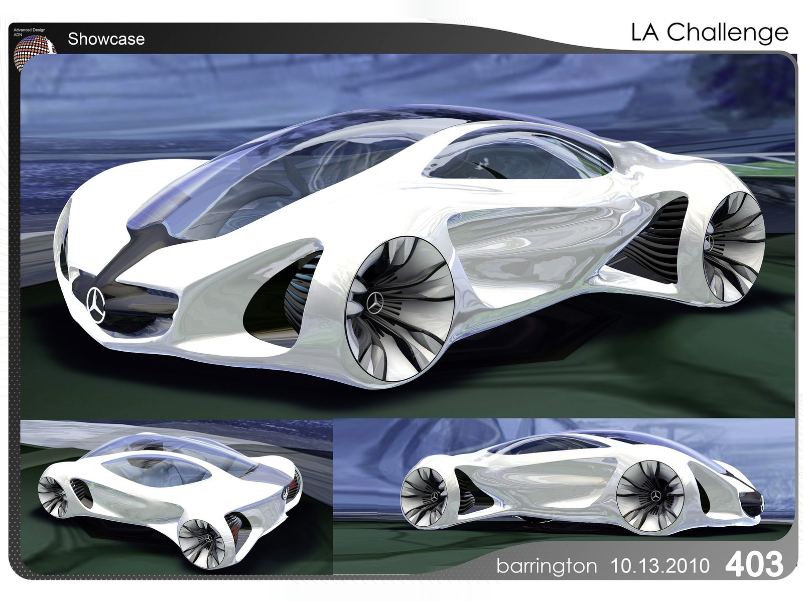 2010 MERCEDES BENZ Biome Concept Accident Lawyers Info