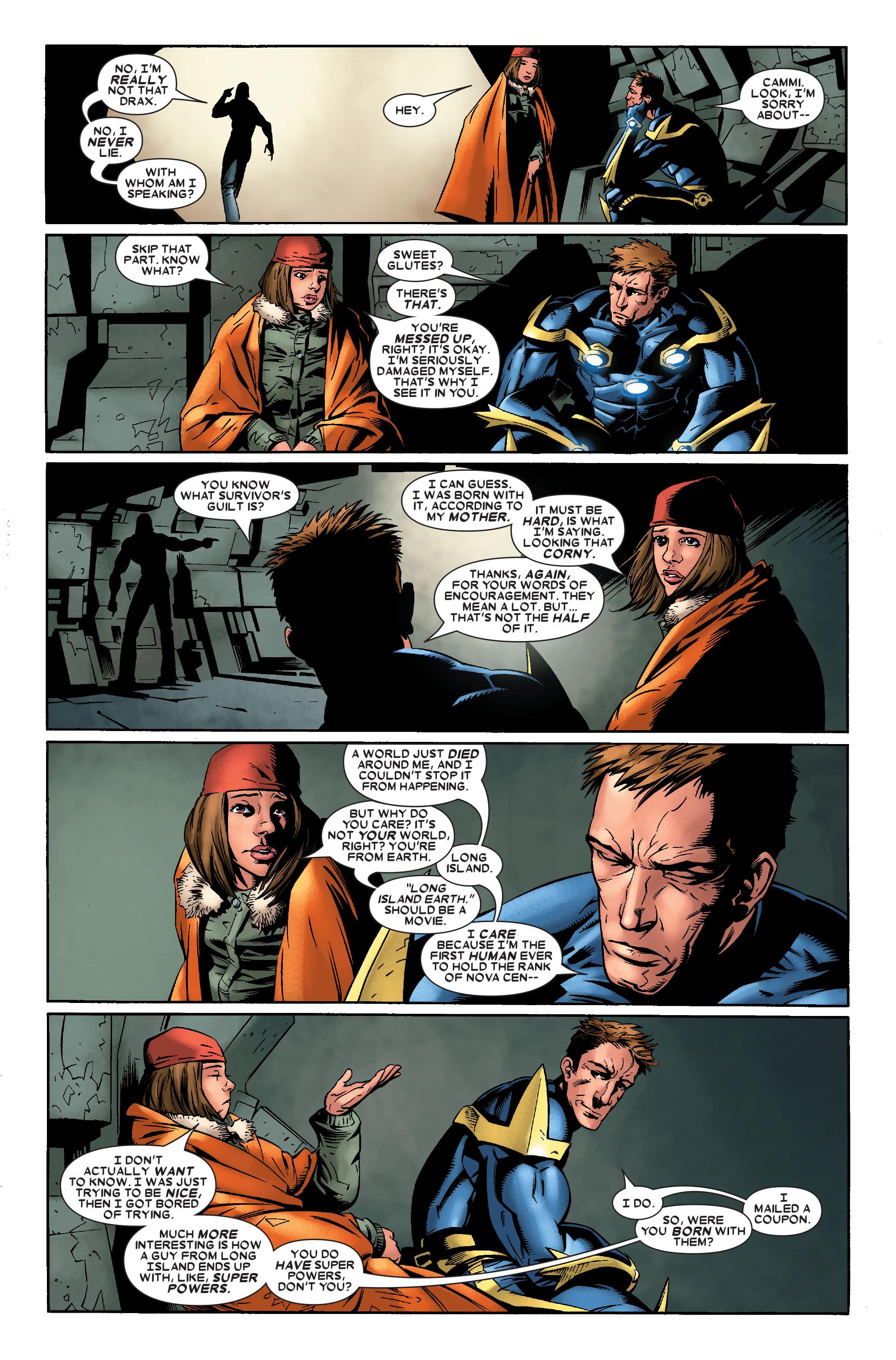 Read online Annihilation: Nova comic -  Issue #2 - 14