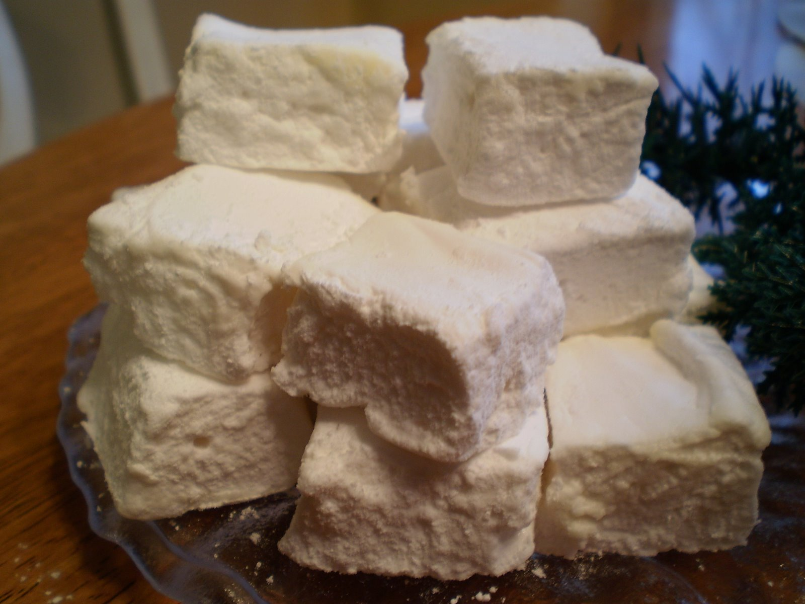 Yummy Homemade Marshmallows