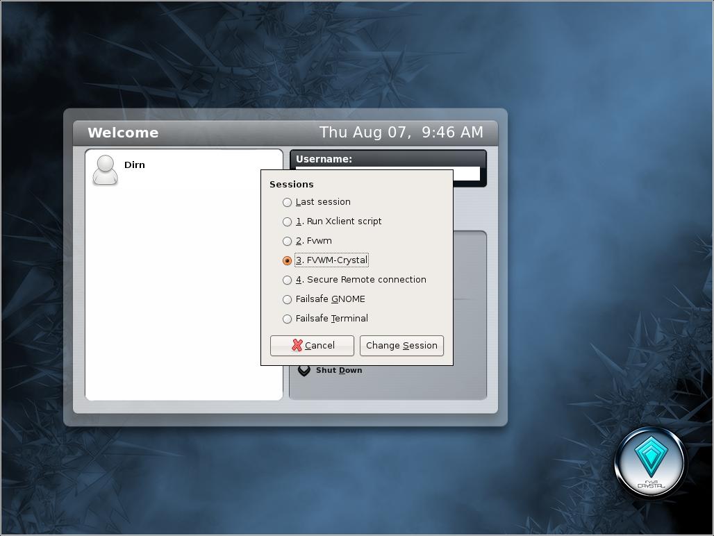 Linux or Windows, I can afford a Mac OS   : Ubuntu + FVWM