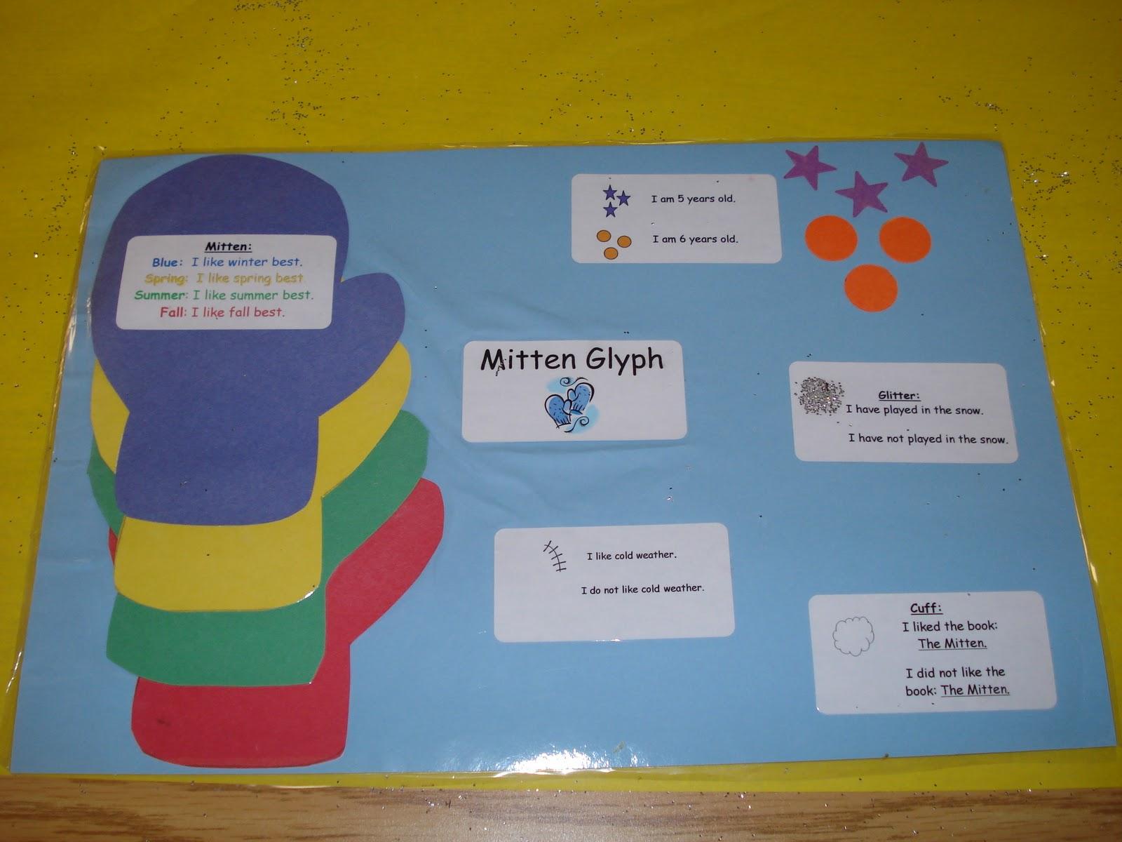 Mrs Kimbrell S Kindergarten The Mitten And The Button Box