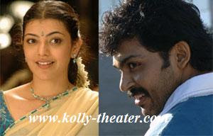 karthi and kajal agarwal in naan mahan alla