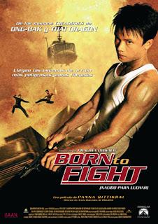 Cranky Movie: Born To Fight (Thailand)