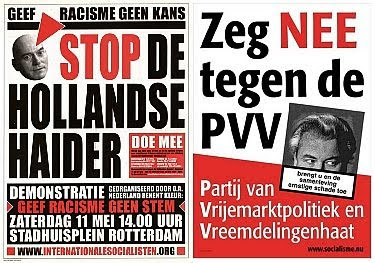 Fortuyn and Wilders: demonization