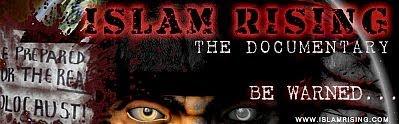 Islam Rising banner