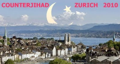 Counterjihad Zurich 2010