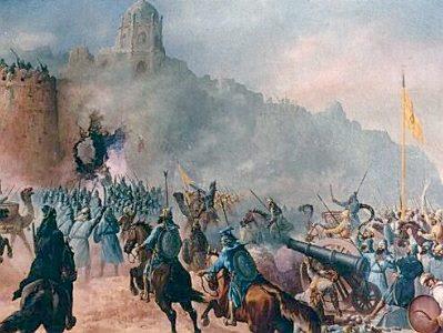 Multan: Fort Seraikistan