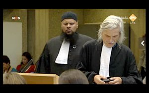 Wilders trial — Mohammed Enait and Nico Steijnen