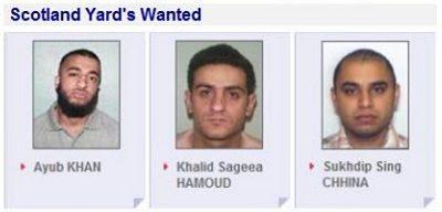 Scotland Yard's Wanted #3