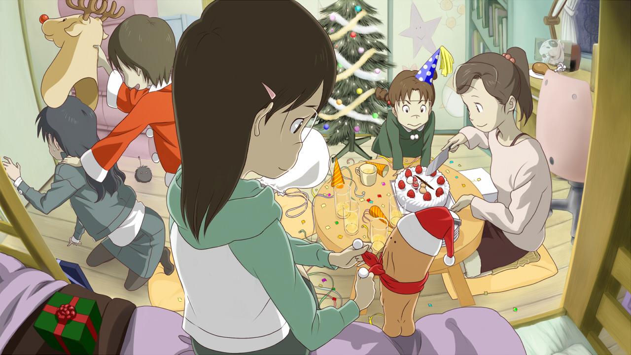 Wallpaper Depot 15 Anime Christmas Wallpapers