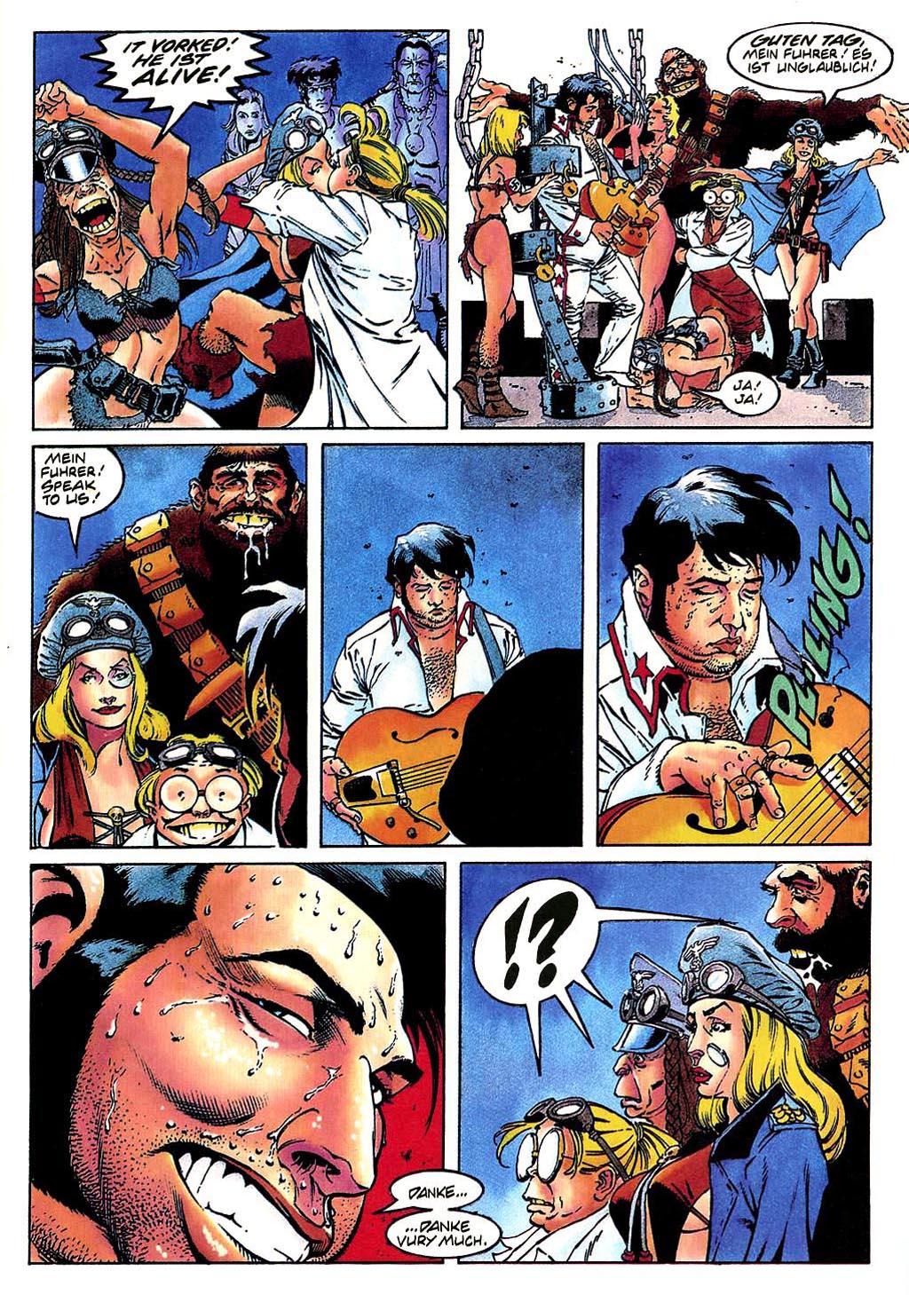 Read online Turok, Dinosaur Hunter (1993) comic -  Issue #38 - 17