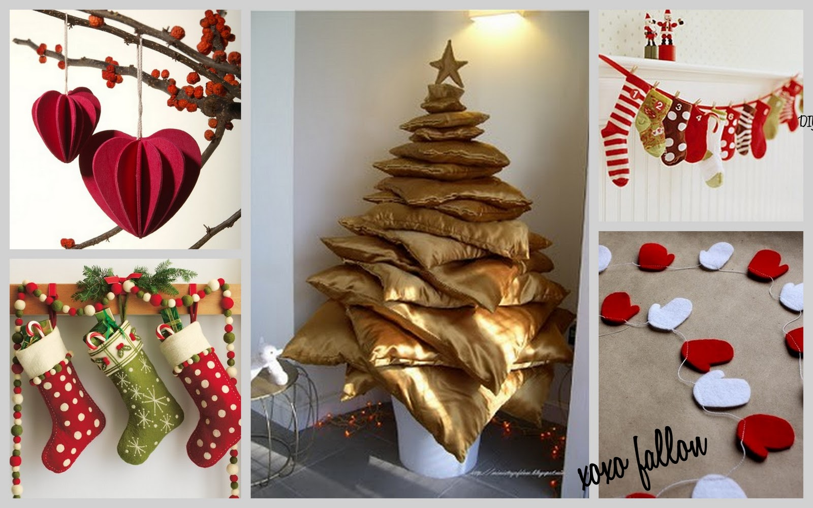 Do it yourself christmas paper decorations psoriasisguru easy make it yourself christmas decorations diy mini solutioingenieria Image collections