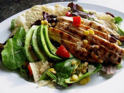 Mennonite Girls Can Cook Santa Fe Chicken Salad