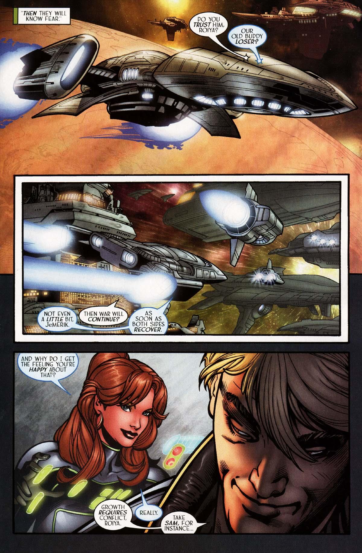 Read online Sigil (2000) comic -  Issue #29 - 12