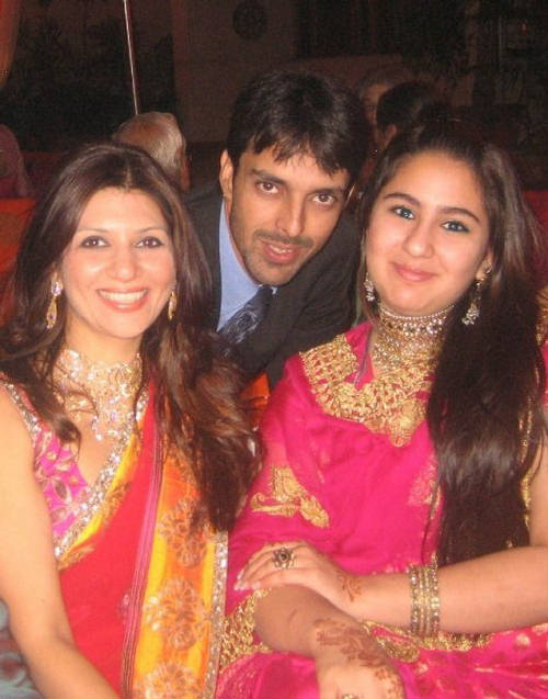 Sara Ali Khan - The Daughter of Saif Ali Khan