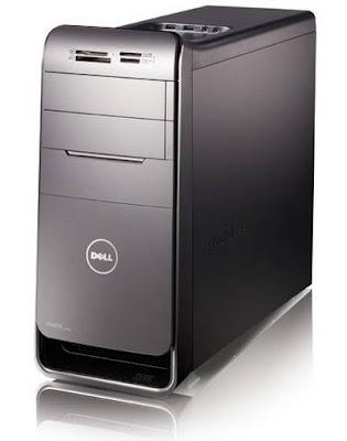 Dell Studio XPS 7100 Desktop Computer – Silver Case