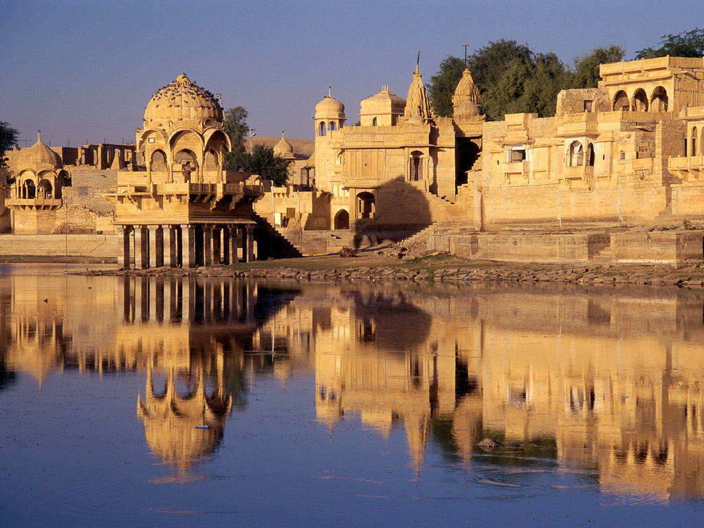 Jaisalmer Fort - The Golden Fort of India
