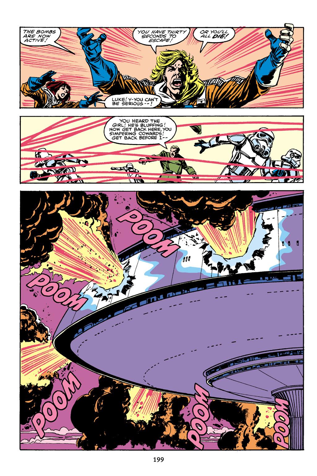 Read online Star Wars Omnibus comic -  Issue # Vol. 16 - 197