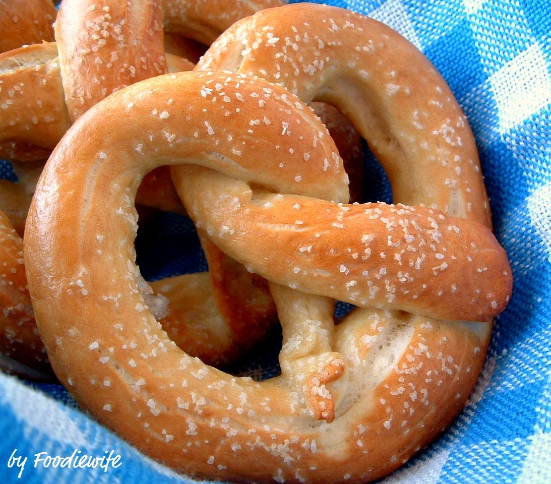 a feast for the eyes soft pretzels german bretzen for our