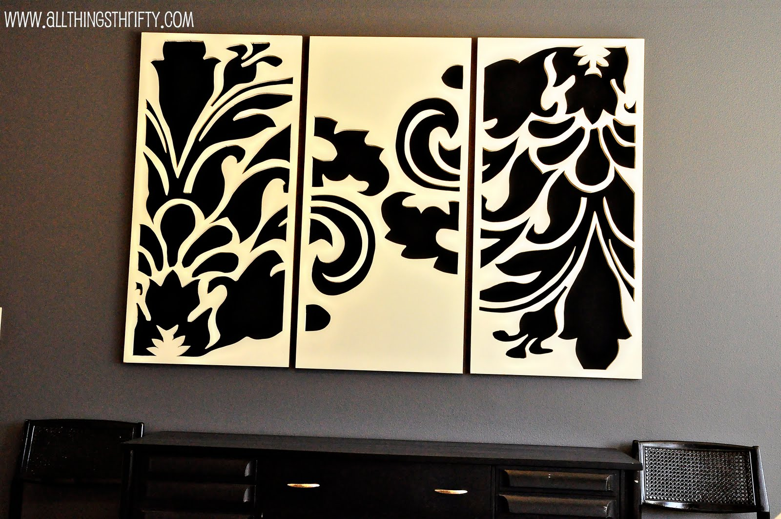 SYTYCD Week 7: Building MaterialsDecorative Wall Art