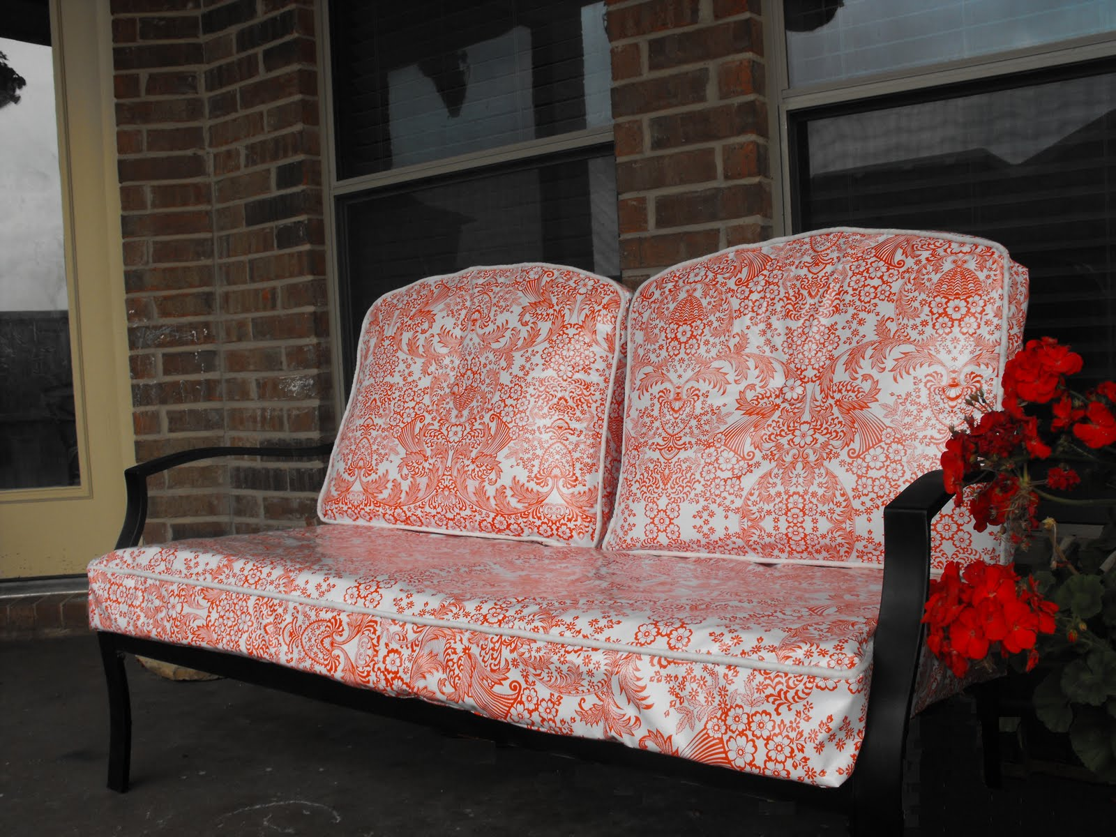 recovering lawn chairs beige accent chair feature friday sarah at a little of this that