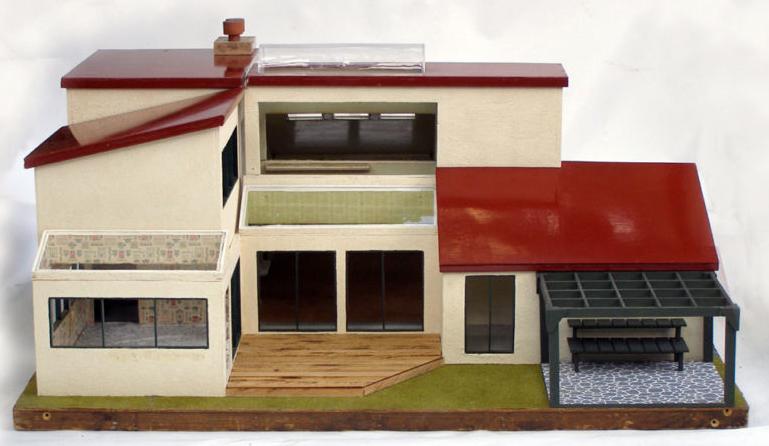 Modern mini houses for Mini wohncontainer