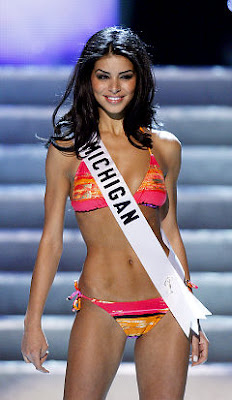 Miss USA Rima Fakih hot