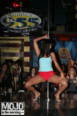 Miss USA Rima Fakih dancing hot
