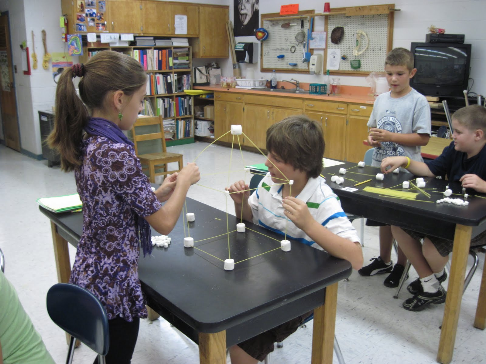 Guilford Science 6th Grade S 1st Challenge
