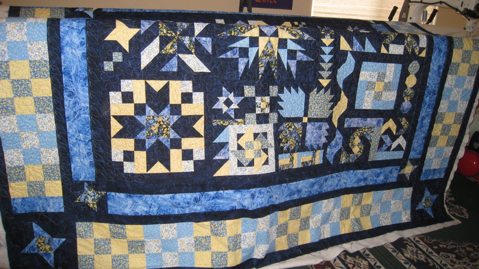 Ros The Quilter Quilting Is My Sanity January 2011