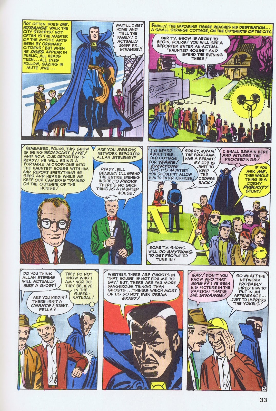 Doctor Strange: Master of the Mystic Arts issue TPB - Page 31