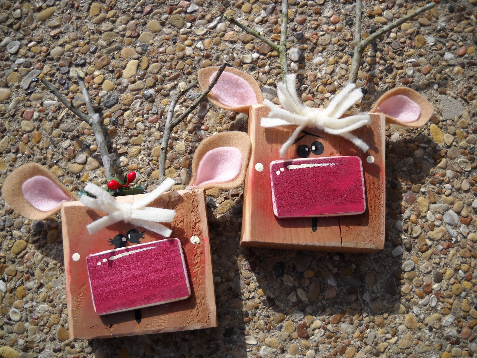 Craft Goodies Reindeer Upgrade And A Sleigh