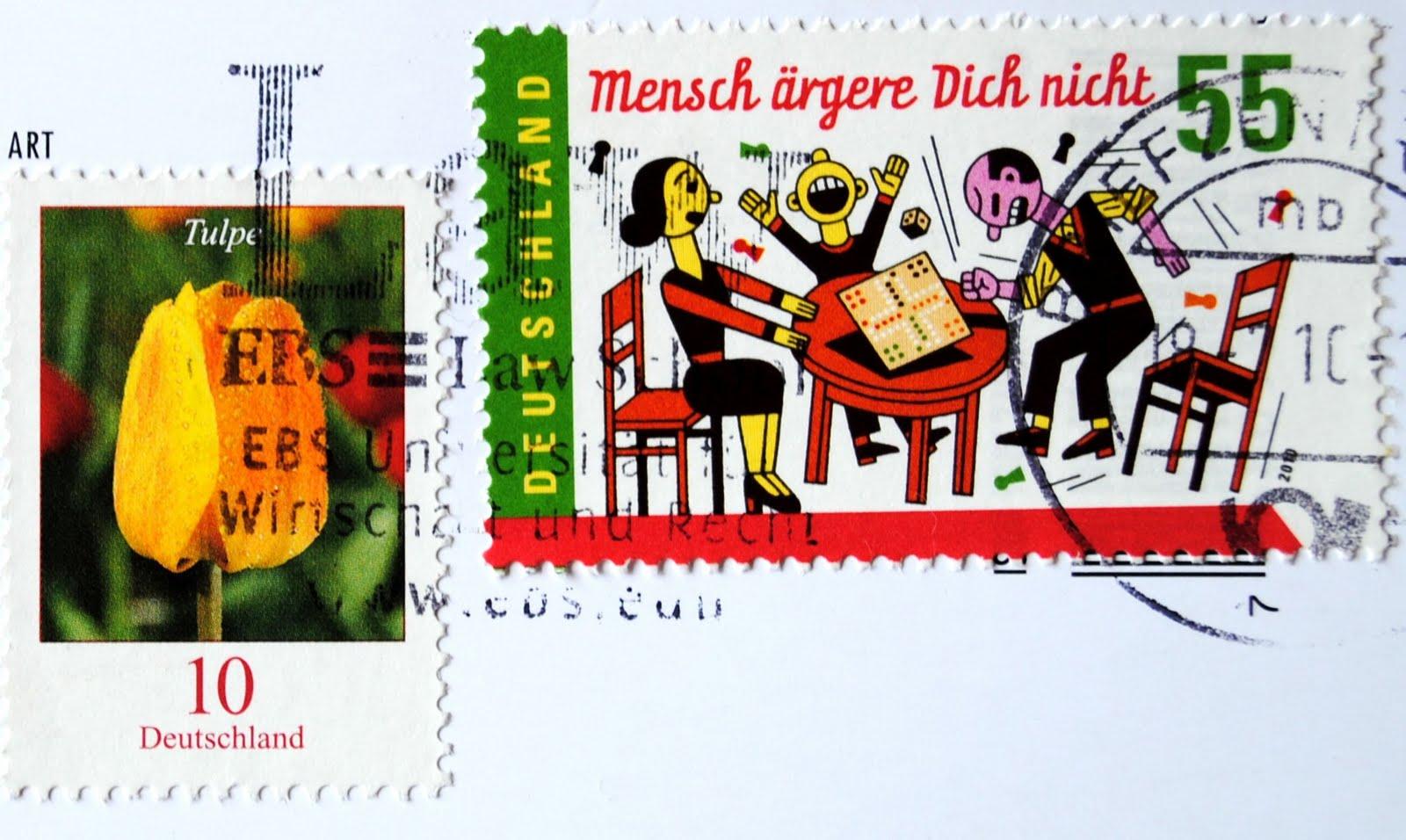 znaczki z niemiec