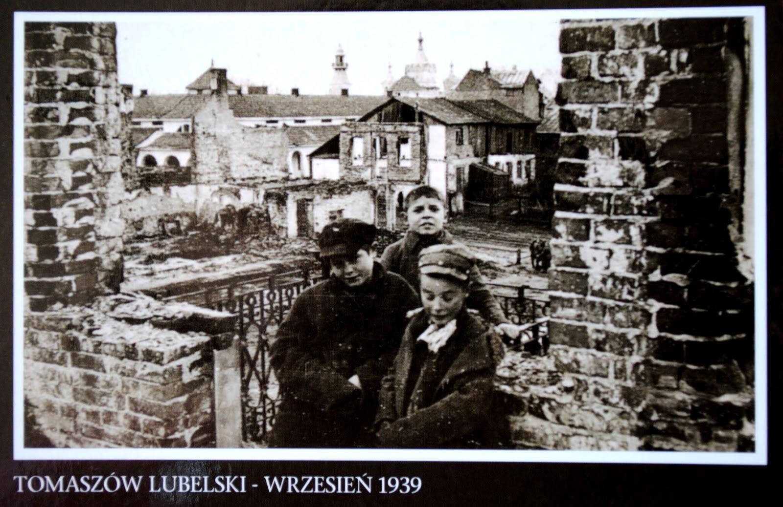 dzieci z tomaszowa lubelskiego