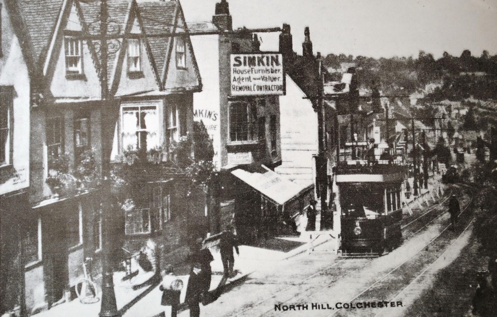 Anglia Colchester