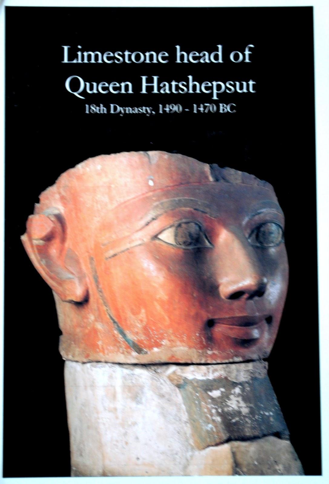 królowa egiptu hatszepsut