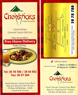 Chinese Restaurant Delivery