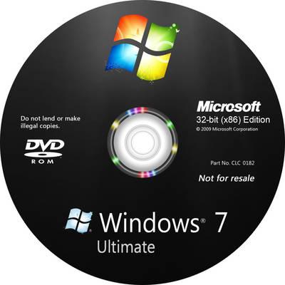 windows 7 ultimate 32 64 bit upgrade
