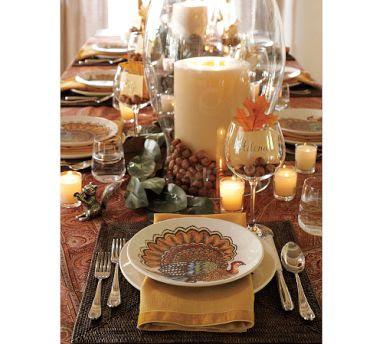 Fall/Thanksgiving Centerpieces