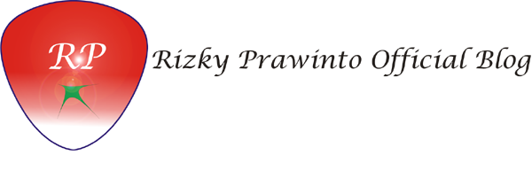 Rizky Prawinto Official Blog