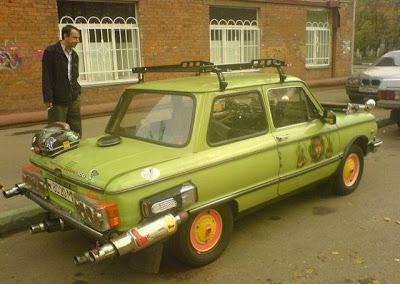 سيارات الروس المختلفة