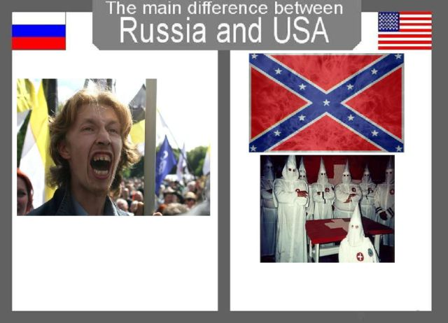 51f399c5a49 Main Differences between Russia and USA ~ Damn Cool Pictures