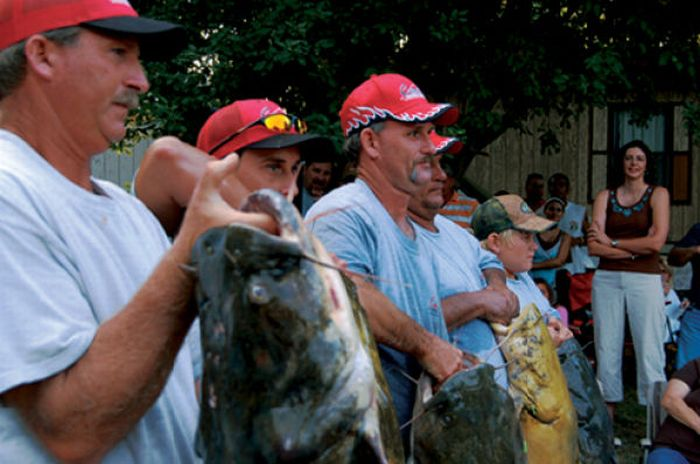 Land Of Pics Okie Noodling Tournament
