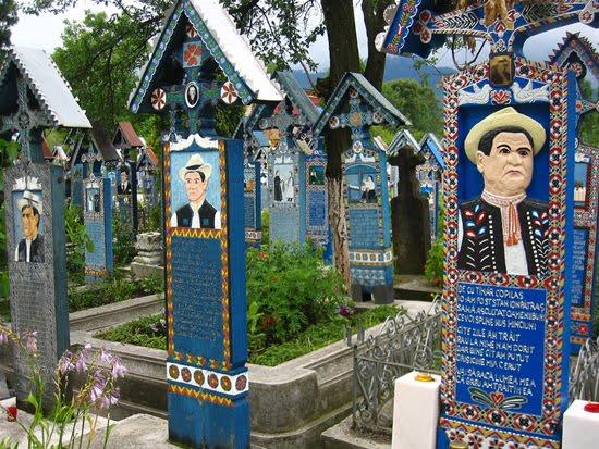 The Merry Cemetery (Romania)