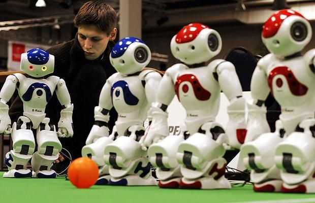 Robôs humanóides: ajuda ou ameaça?