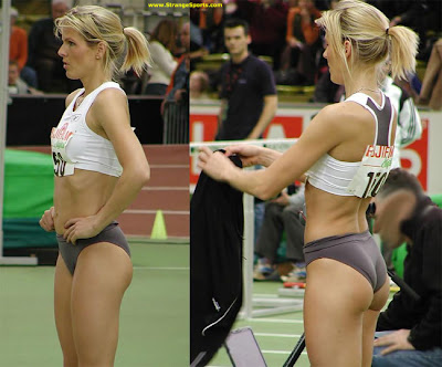 Sport Sexy Female 32